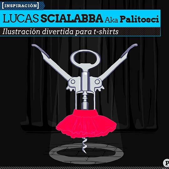 Ilustración de LUCAS SCIALABBA Aka PALITOSCI.