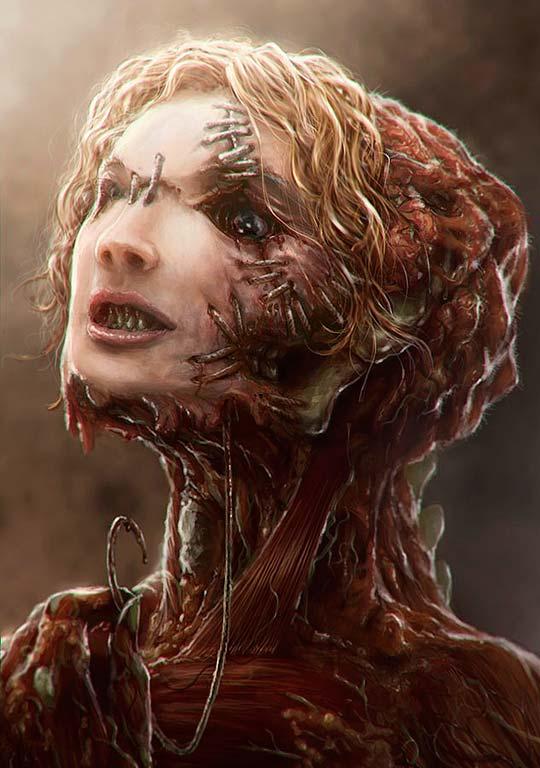 Concept art de MAREK OKON.