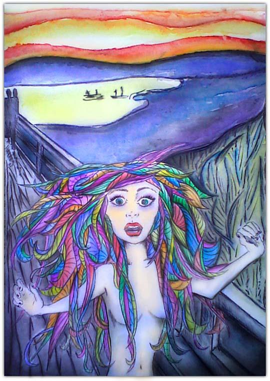 Ilustración de MARGARITA FERREIRA.
