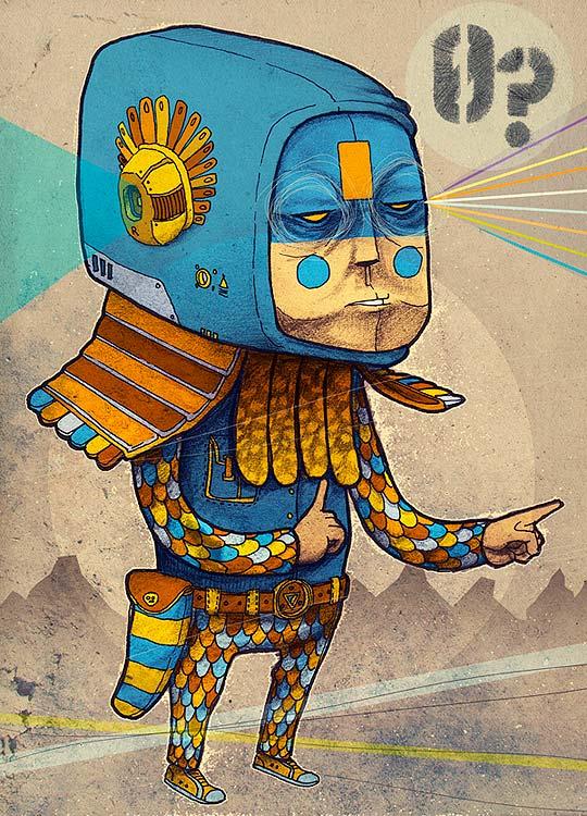 Ilustración de NAJIB ARTTECH