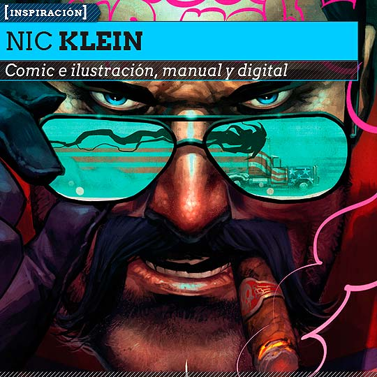 Comic de NIC KLEIN.