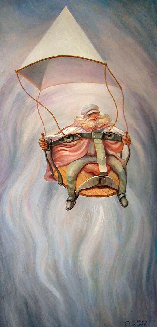 Surrealismo de OLEG SHUPLYAK.
