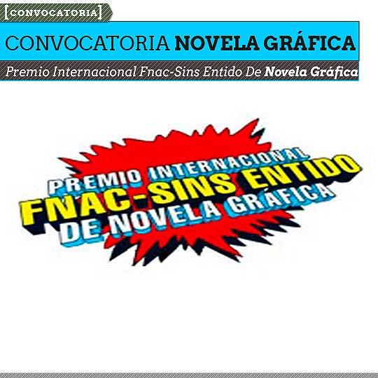 Premio Internacional Fnac-Sins Entido De Novela Gráfica