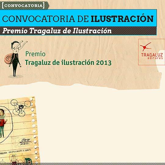 Convocatoria. Premio Tragaluz de Ilustración.