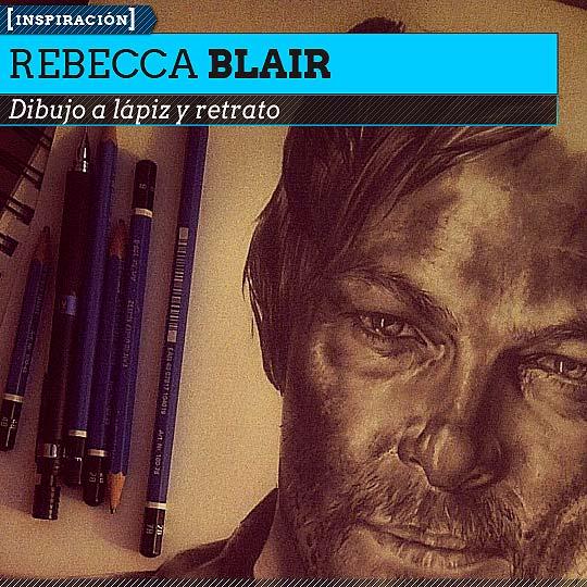 Dibujo de REBECCA BLAIR