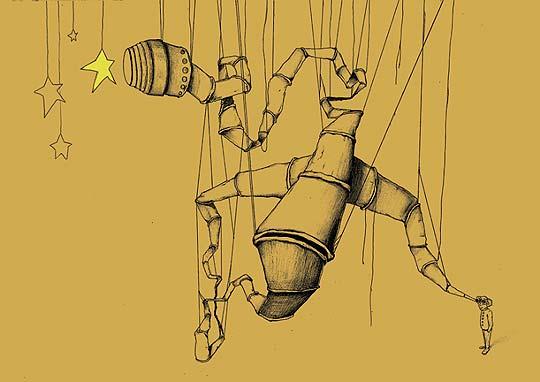 Ilustración de RUBÉN SÁNCHEZ BLÁZQUEZ.