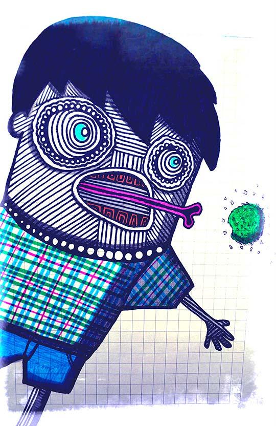 Ilustración de SEBASTIÁN RIVEROS.