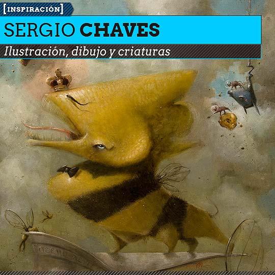 Ilustración de SERGIO CHAVES