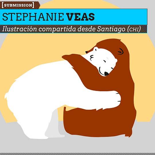 Ilustración de STEPHANIE VEAS