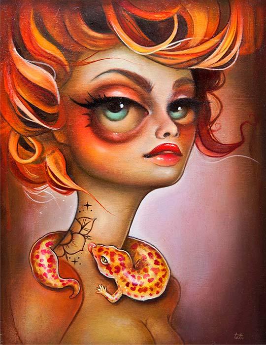 Ilustración de TATI SUAREZ.