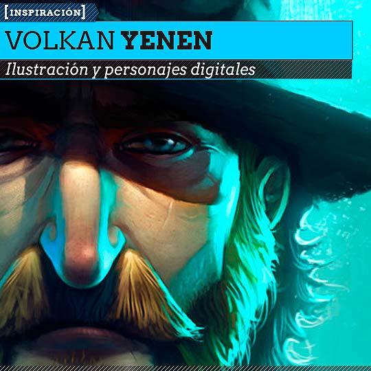 Ilustración de VOLKAN YENEN.