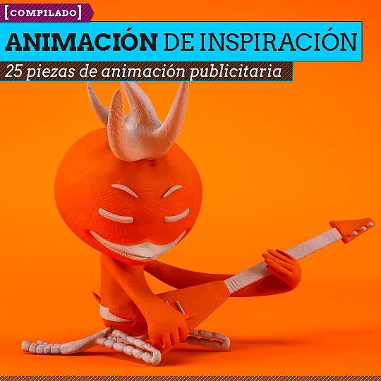 Animación. 25 piezas de animación publicitaria