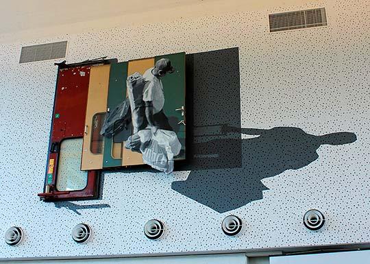 Arte urbano de ANDERS GJENNESTAD Aka Strøk