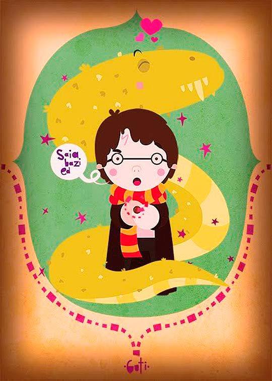 Ilustración de DANIEL RIVERA Aka Sr Guti