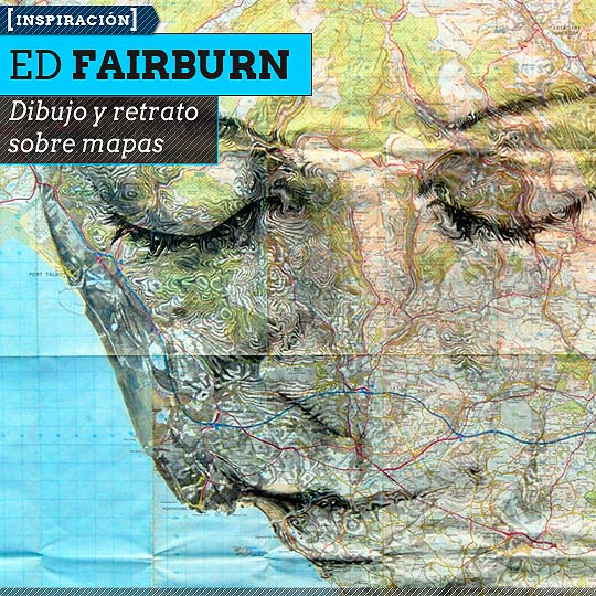 Retrato de ED FAIRBURN