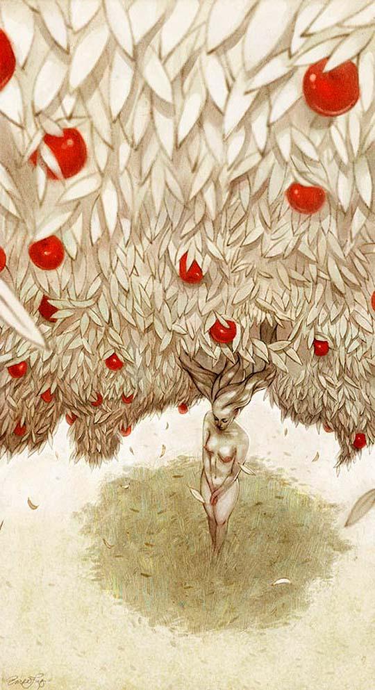 Ilustración de ERIKA LUGO
