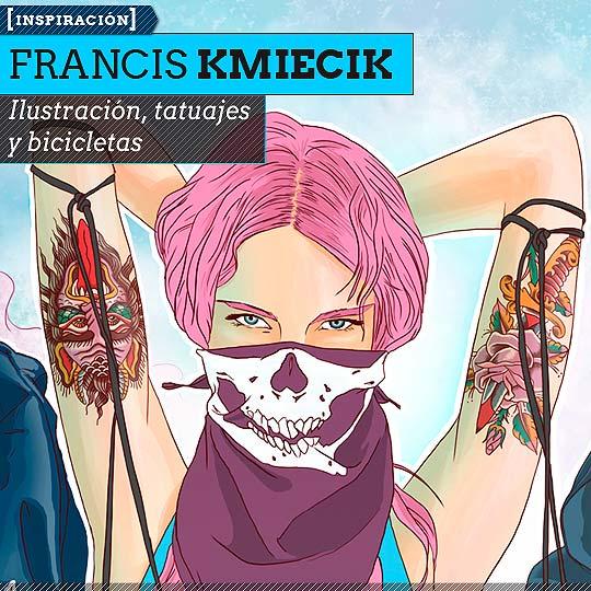 Ilustración de FRANCIS KMIECIK
