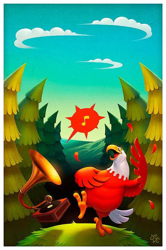Ilustración de JONATAN IVERSEN-EJVE