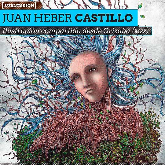 Ilustración de JUAN HEBER CASTILLO