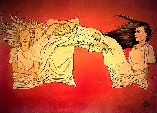 Ilustración de KATHERINE LOPEZ