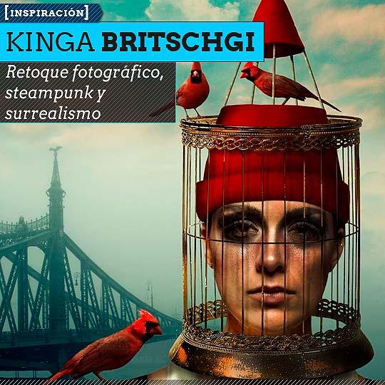 Retoque fotográfico de KINGA BRITSCHGI