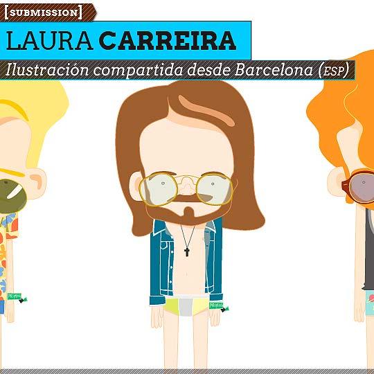 Ilustración de LAURA CARREIRA VIDAL
