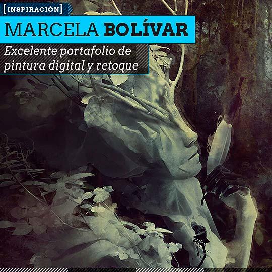 Arte digital de MARCELA BOLÍVAR