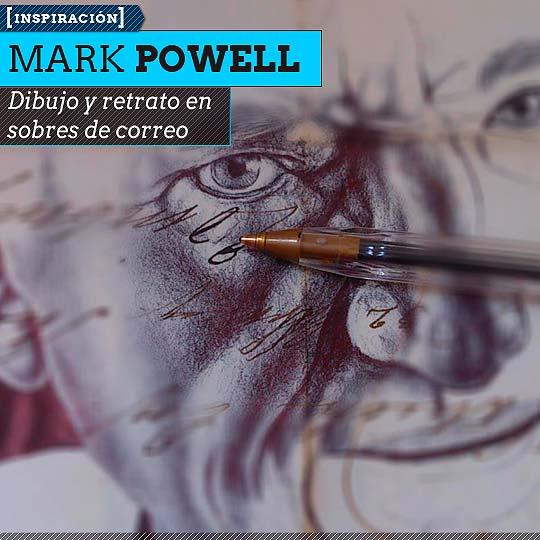 Retrato de MARK POWELL