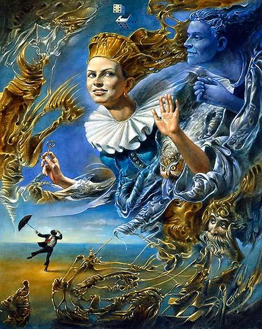 Pintura de MICHAEL CHEVAL