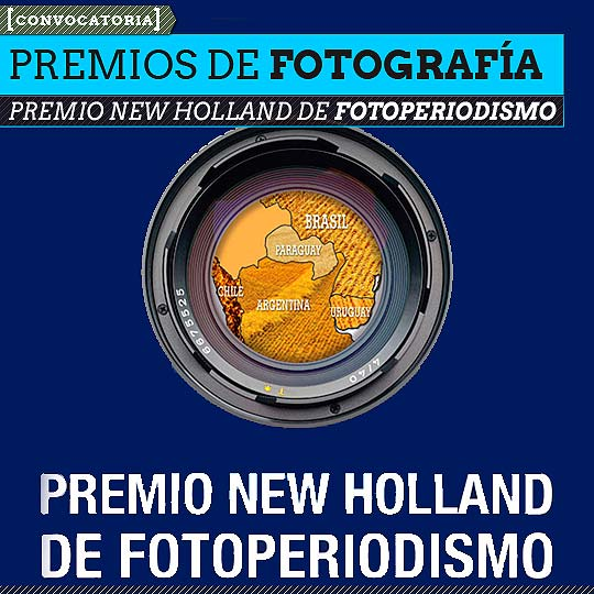 Premios de Fotografía. PREMIO NEW HOLLAND DE FOTOPERIODISMO.