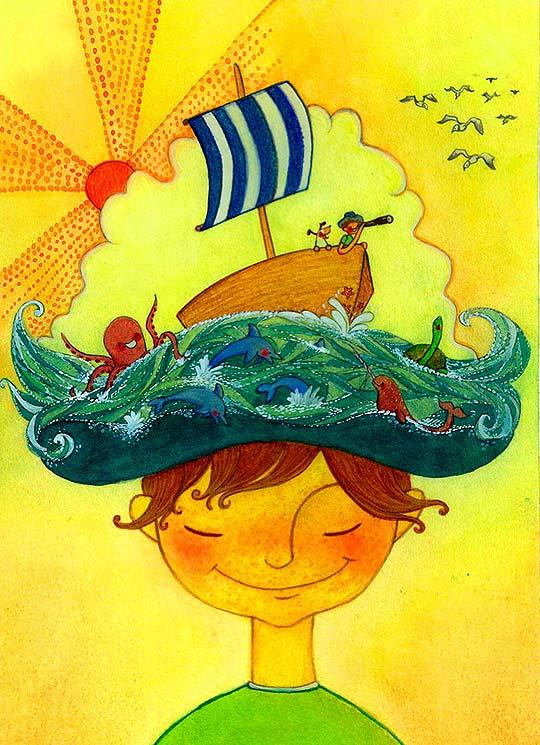Ilustración de ROMINA PEREZ R.