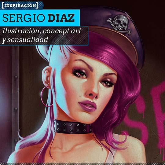 Ilustración de SERGIO DIAZ