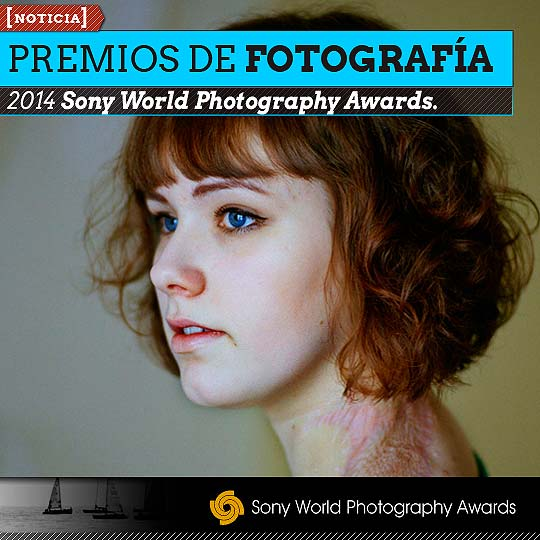 Premios de Fotografía. 2014 Sony World Photography Awards.