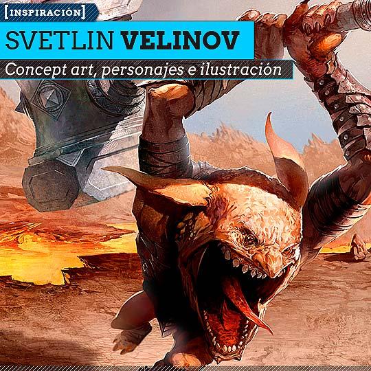 Ilustración de SVETLIN VELINOV