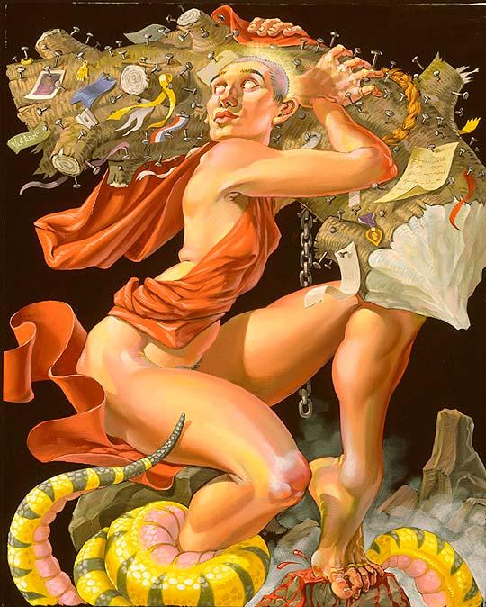 Pintura de VAN ARNO