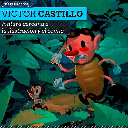 Pintura de VICTOR CASTILLO
