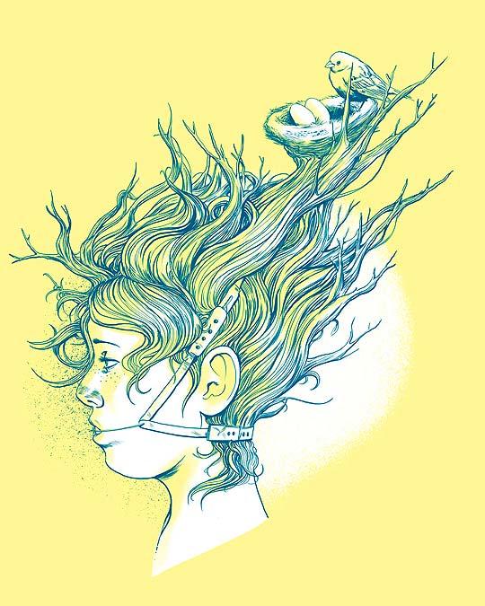 Ilustración de ADAM ROSENLUND