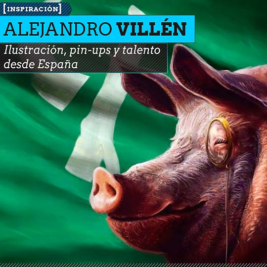 Ilustración de ALEJANDRO VILLÉN