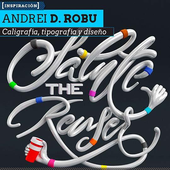 Caligrafía de ANDREI D. ROBU