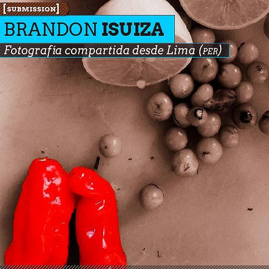 Fotografía de BRANDON ISUIZA
