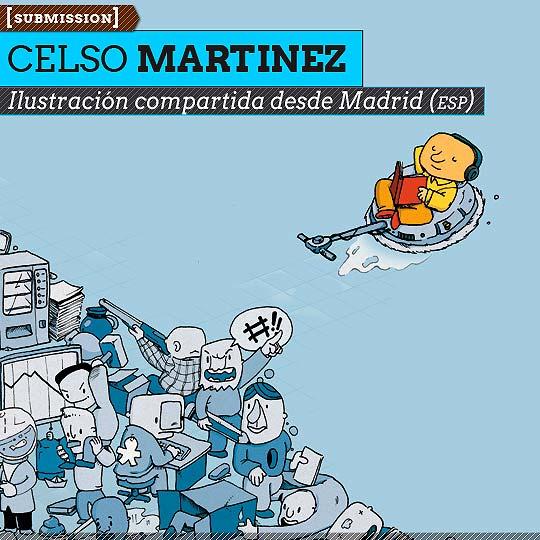 Ilustración de CELSO MARTINEZ