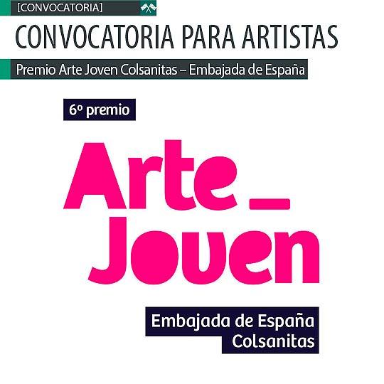 6º Premio Arte Joven Colsanitas – Embajada de España.