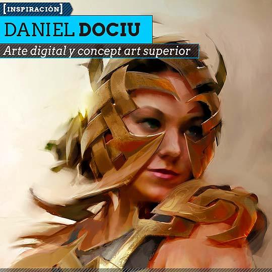Arte digital de DANIEL DOCIU