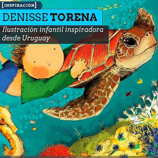 Ilustración de DENISSE TORENA
