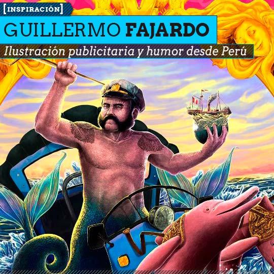 Ilustración de GUILLERMO FAJARDO