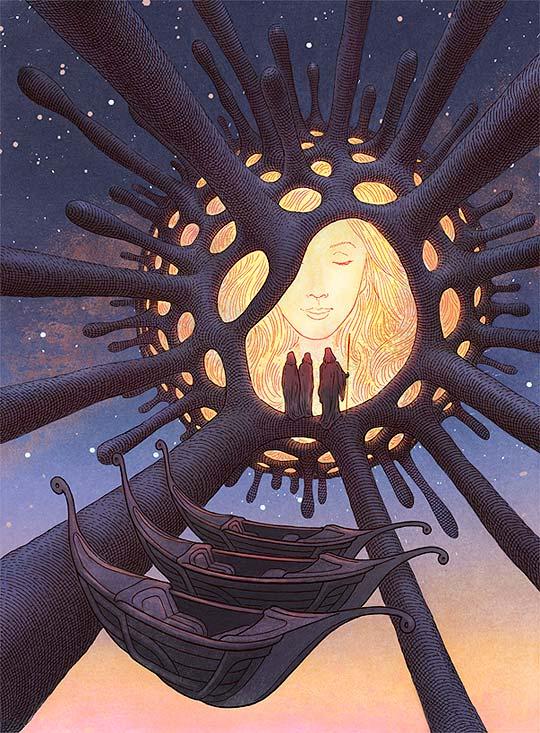 Ilustración de HOWELL GOLSON