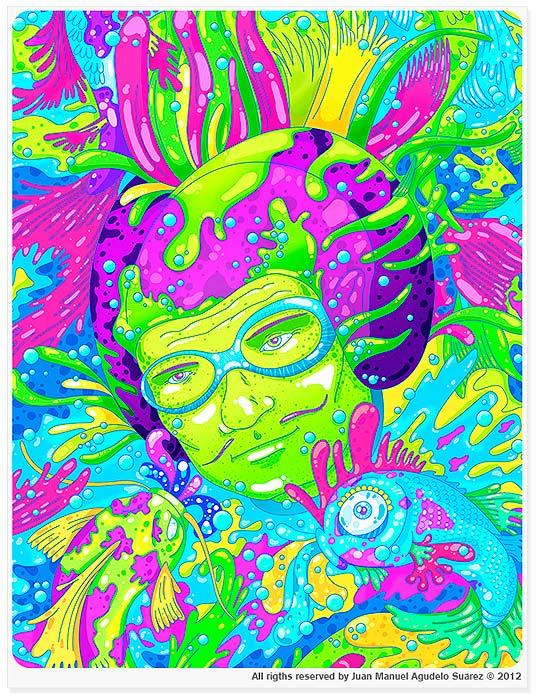 Ilustración de JUAN MANUEL AGUDELO SUAREZ