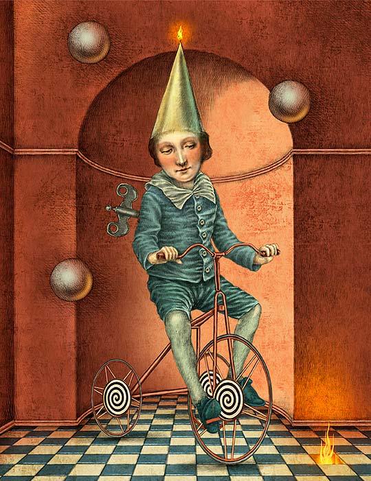 Ilustración de JULIAN DE NARVAEZ