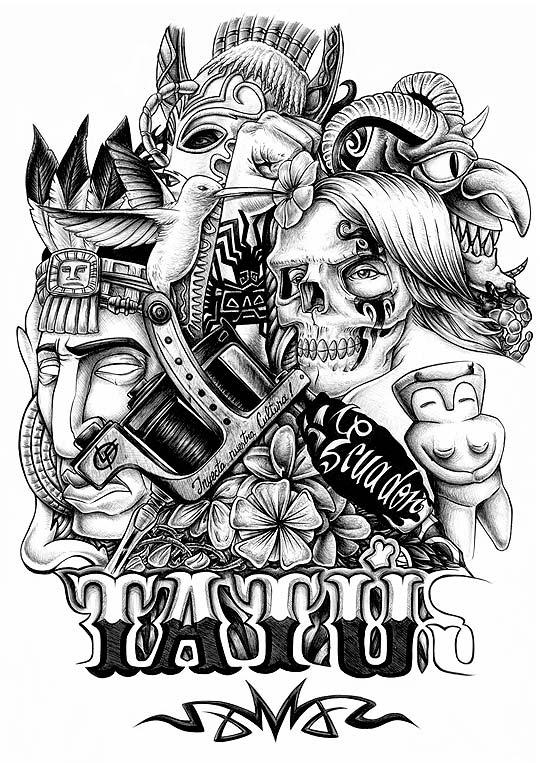 Ilustración de LARRY FLORES
