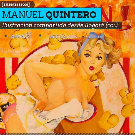 Pintura de MANUEL QUINTERO